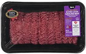 all natural 96 4 extra lean ground beef