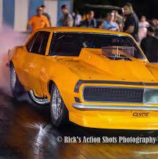 Foto do carro de Kenny Johnson