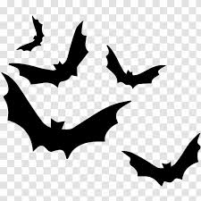 Halloween Wall Decal Paper Bat Etsy Ink Drawing Castle Transparent Png