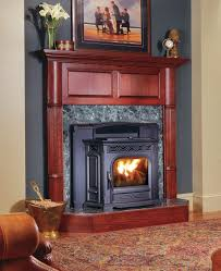 fireplace inserts pellet stove