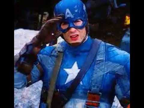 Image result for captain america salute""