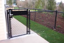 Chain Link Gates Cyclone Fence Pacific Fence Wire Co Portland Or