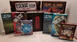 Best Escape Room Board Games Of 2020 Reviews Rankings