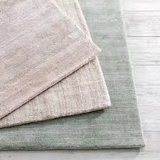 icelandia hand knotted viscose wool