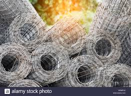 Galvanized Wire Mesh High Resolution Stock Photography And Images Alamy