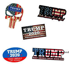 Donald Trump Stickers 2020 America President General Election Car Sticker Trump Vehicle Stickers Trump Car Decal Sticker Rear Window Graphics Rear Window Sticker From Lvguccifendi 0 6 Dhgate Com