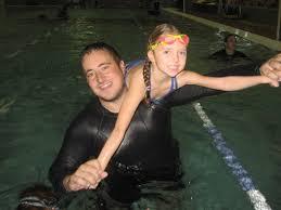 Abigail Fox, Age 5, Porpoise Graduate   Evo Swim School