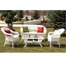 china garden wicker furniture outdoor