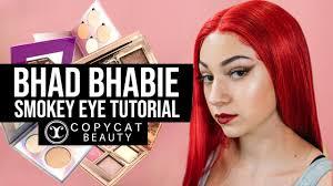 bhad bhabie copycat beauty makeup