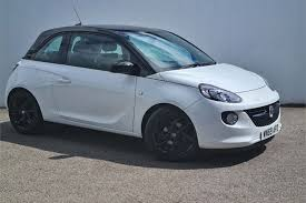 Used Vauxhall Adam Griffin Cars For Sale   Honest John