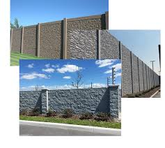 Precast Concrete Fence And Wall Products Advanced Precast Forming Technology Aftec Llc