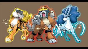 Legendary Pokémon Raikou, Entei, and Suicune Headed to 'Pokémon GO'