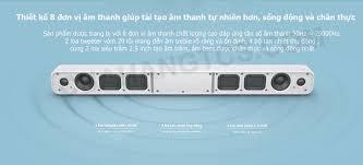 Trên tay Loa soundbar TV Xiaomi Millet 2018 - XIAOMI THANH HOÁ