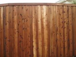 Fence Stain Information