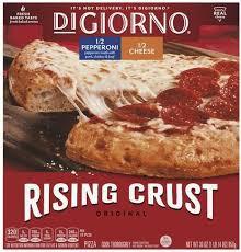 rising crust pizza