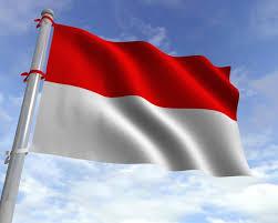 bendera merah putih sepanjang
