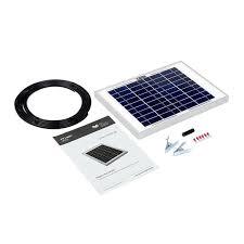 100w Rigid Solar Panel Kit Solar Technology International