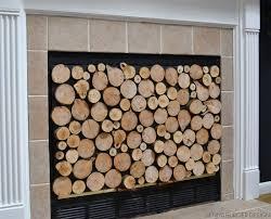 amazing diy wood log decoration ideas