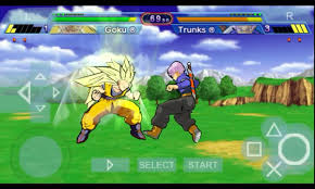 play dragon ball z game on android