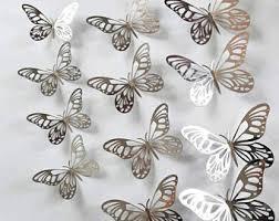 Butterfly Kids Room Etsy