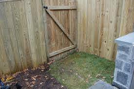 How To Install A Fence How Tos Diy