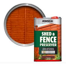 Collection Ronseal Decking Fence