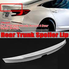 2 Side Window Sticker Decal For 2018 Honda Accord 10th Sedan 4 Door Lip Ushirika Coop