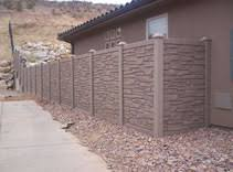 Simulated Stone Vinyl Fencing Archives Vinyl Fence Toronto