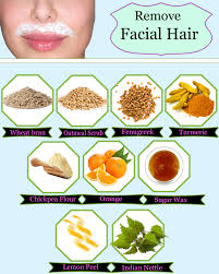natural tips for hair removal