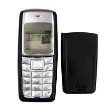 Full Body Housing for Nokia 1110 - Grey ...