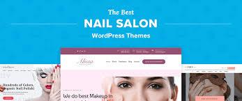 the 5 best nail salon wordpress themes