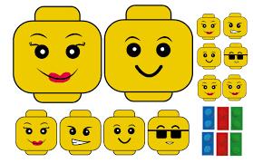 Kit Imprimible Para Fiesta De Cumpleanos Lego Fiesta De