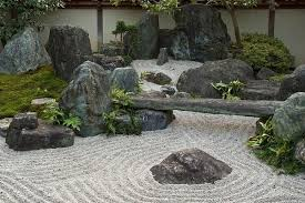 japanese rock gardens their beauty