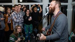PHOTOS: Aaron West and the Roaring Twenties at The Sunroom
