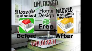 home design 3d 2019 unlocked all