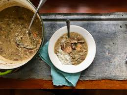 Chicken, Shrimp, and Sausage Gumbo ...