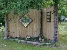 Backyard Fence Decor Garden Decor Ideas Fence Garden Fence Ideas Garden Decor Diygar In 2020 Backyard Fences Backyard Fence Decor Diy Garden Fence