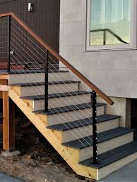 Cable Deck Railing Wire Railing Mailahn Innovation
