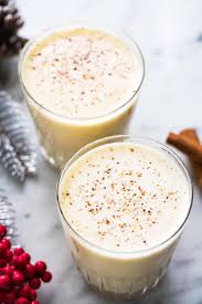 eggnog recipe vanilla nutmeg