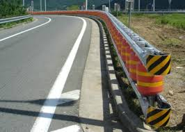 Motorway Non Aggressive Roller Barrier Fence For Central Isolation Belts For Sale Safety Roller Barrier Manufacturer From China 108547684