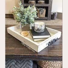 tray coffee table tray