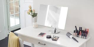 10 best lighted makeup mirrors 2019