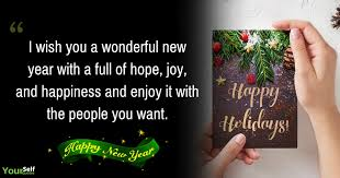 happy new year quotes that will make you feel great in