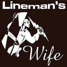 Lineman S Wife Electrician S Wife Decal Sticker Car Decal Ebay