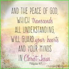 bible verses about finding peace beautiful things about the