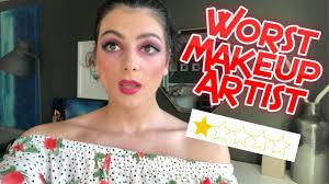 worst reviewed makeup artist in toronto