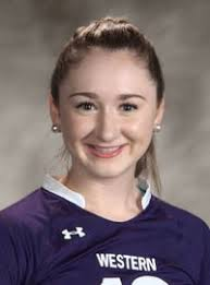 Serena Smith - Women's Volleyball - Western Mustangs Sports