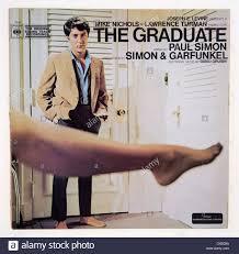 Coperchio della colonna sonora di vinile il laureato da Simon ...