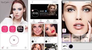 youcam makeup youcam perfect app