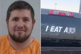Florida Man Arrested Over I Eat A Sticker Gets Charges Dropped